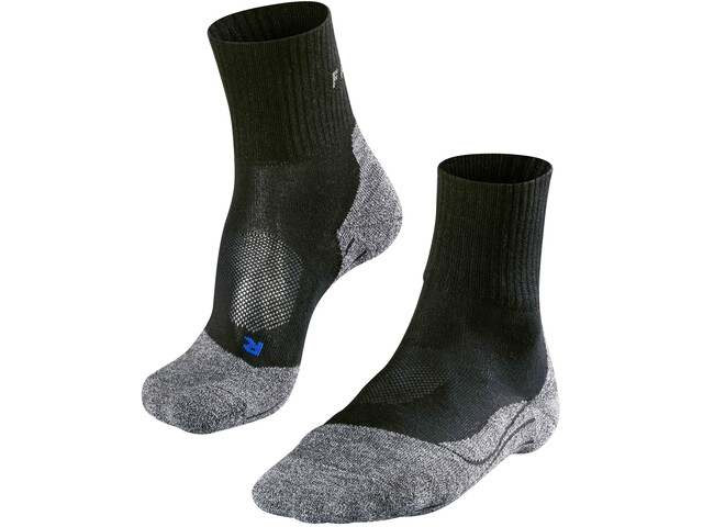 Falke TK2 Cool Short Trekking Socks Herren black-mix